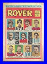 Rover Comic July 11th 1970